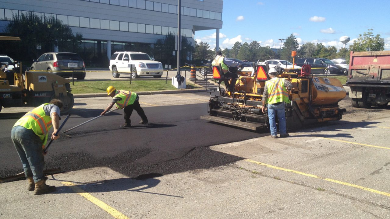 Bitumen Paving Grade