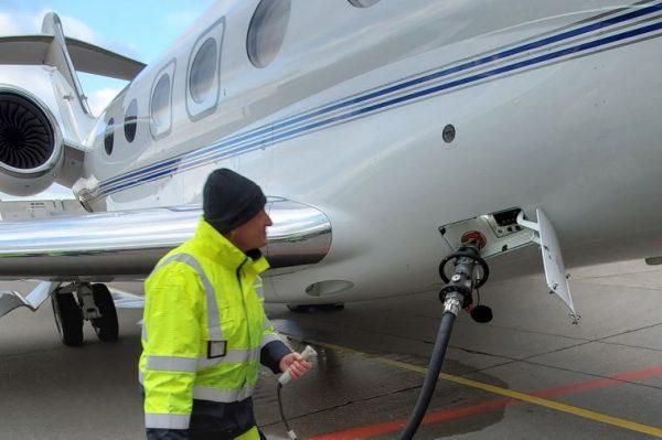 Aviation Jet Fuel