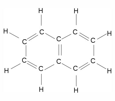 Naphtha Chemical Structure