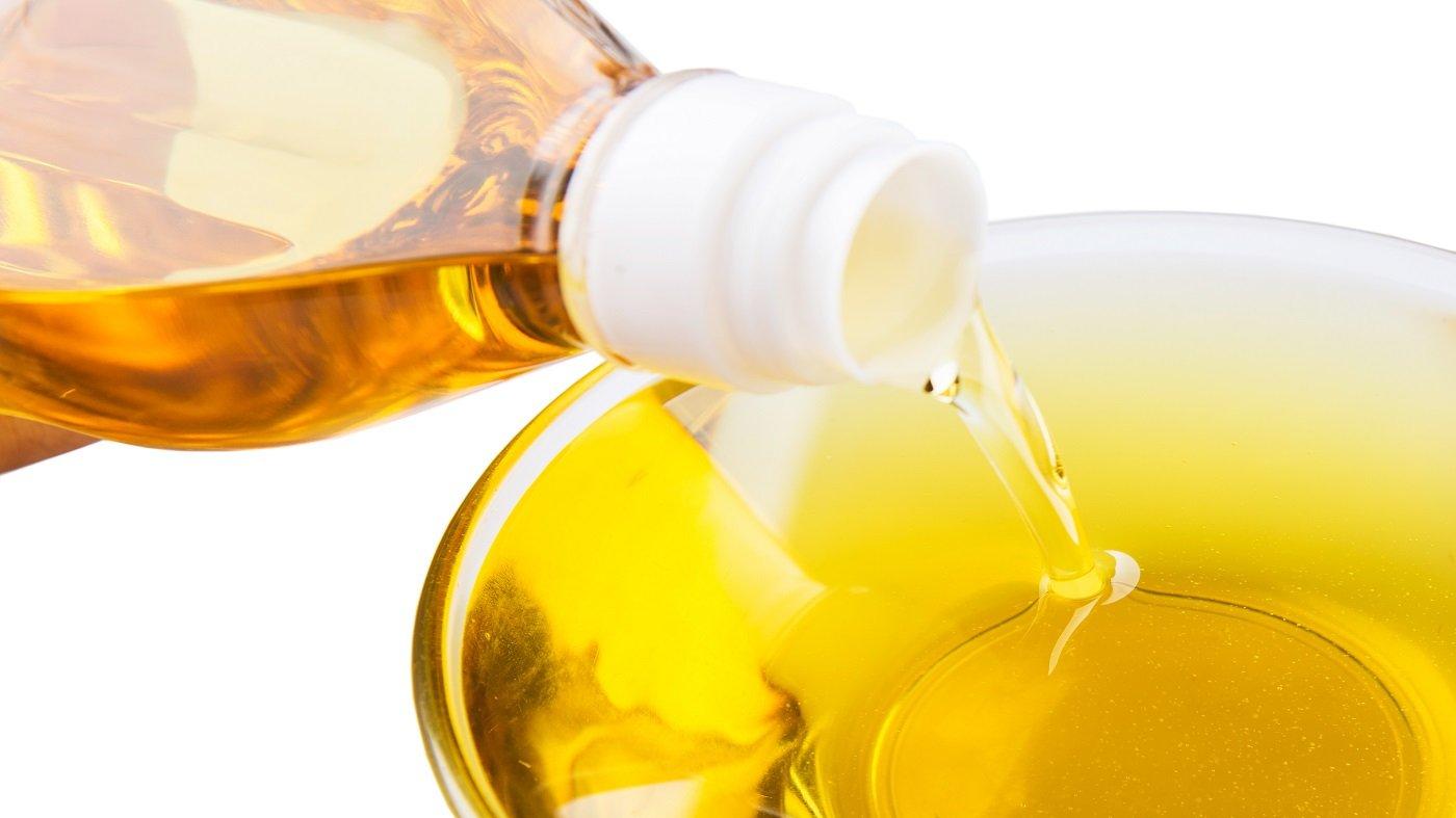 Crude Degummed Canola Oil