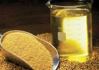 REFINED BLEACHED DEODORIZED (RBD) SOYBEAN OIL